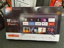 """TCL 50"""" Smart TV 4K - 50EP648 - Boxed -"""