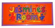 Personalised Door Sign - Jasmine