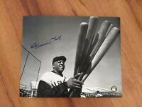 Willie Mays Signed Autographed 8x10 - Say Hey Giants Hologram COA