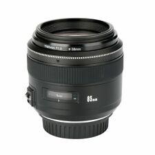 YongNuo YN85mm F1.8 85mm AF MF Medium Telephoto Fixed Lens For Canon EOS EF