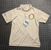 5.11 Tactical FBINAA DC Chapter Womens Performance Polo size Medium