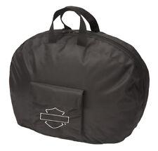 Harley-Davidson Bar & Shield Half Helmet Carry Bag - Black 99427-MIDNIGHT