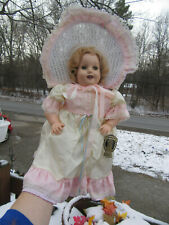 1989 Reproduction Horsman Bright Star Shirley Temple Doll