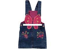 Baby Mädchen Jeans Kleid Gr. 68, 74, 80, 86, 92