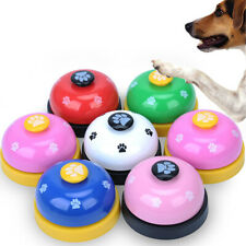 Dog Cat Training Bells IQ Train Toy Interactive for Pet Feeding/