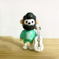 F.UN x FARMER BOB Around The World With BOB Mini Figure Soul Musician Art Toy