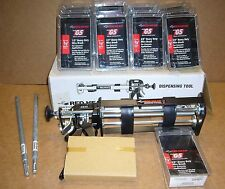 """Red Head G5 E102 Dispenser Bundle Six 5/8"""" & Five 1/2"""" Wire Brush +Two Extension"""