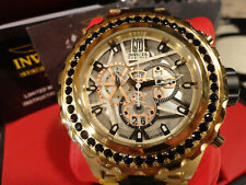 Invicta 32117 Reserve 52mm JT Subaqua Specialty Ltd Ed 5.06ct Black Spinel Watch