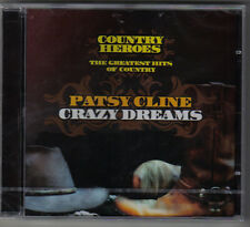 "PATSY CLINE - ""CRAZY DREAMS"" (COUNTRY HEROES) / UNGESPIELT !!! 2007 DYNAMIC"