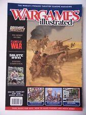 Wargames Ilustrado-edición 286 de agosto de 2011-llamas de la guerra