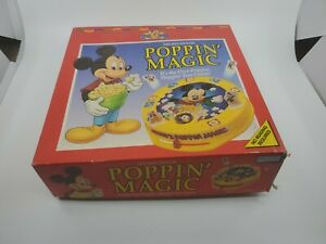 Mickey Mouse/Parker Bros. Poppin' Magic kids game