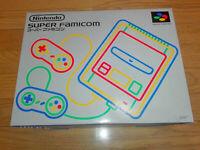 NINTENDO Super Famicom / SUPER NINTENDO BOXED JAPAN VERSION SFC..