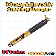 Jeep Wrangler JK 4WD 9 Stage Adjustable Steering Damper Stabiliser Kit