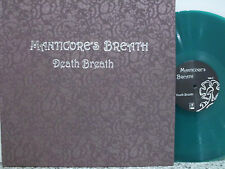 MANTICORE´S BREATH Death Breath  Will-o-the Wisp 2011 Psych Prog monster  LP
