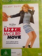 The Lizzie McGuire Movie (DVD, 2004) * used *