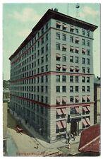 AK US USA Post Card Bannigan Building PROVIDENCE ungelaufen vor 1945