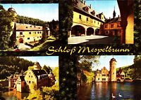 Schloß Mespelbrunn , Ansichtskarte , ungelaufen