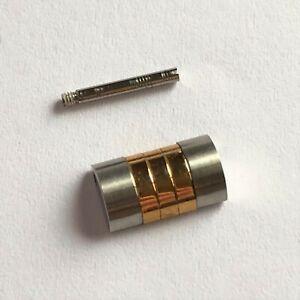 SPECIAL PRICE! Auth New ROLEX White Roman 69173 BRACELET LINK Wrist Watch 10 mm