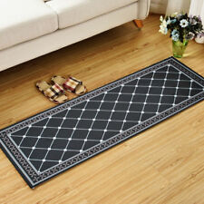 Washable Soft Non Slip Home Kitchen Door Hall Way Rug Long Runner Mat 40x120cm