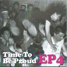 TTBP4 EP feat The Minnows , Robert Holmes , Shibuya Crossing , Three Tales CD EP