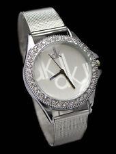 New Unique Attractive Designer Silver Color Wrist Watch for Girls & Women .!!