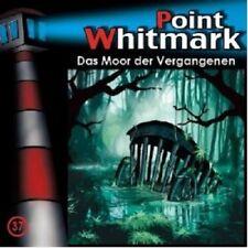 """POINT WHITMARK """"DAS MOOR DER VERGANGENEN (FOLGE 37)""""  CD NEU"""