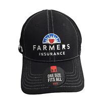 New Under Armour Black Hat Farmers Insurance Hendrick Motorsports Kasey Kahne