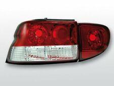 Luminile spate ale cuplu Ford ESCORT MK6 MK7 6 7 1993-2000 Roșu Alb ES LTFO25EP