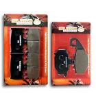 Kawasaki FR+R Brake Pads ZX 600 E Ninja ZX6 (1993-1995) ZZR 600 (1996-2007) ZX6R