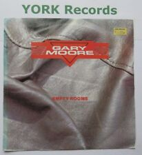 "GARY MOORE - Empty Rooms - Excellent Condition 7"" Single 10 TEN 25"