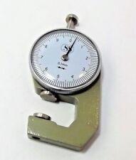 CALIBRO MICROMETRO misurazione spessore 0-10 mm precisione 0,1