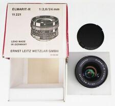 Leica 24mm f2.8 Elmarit-R 3 cam  #3008296