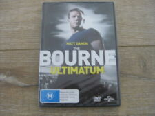 The Bourne Ultimatum - Action / Thriller / Chase - NEW DVD