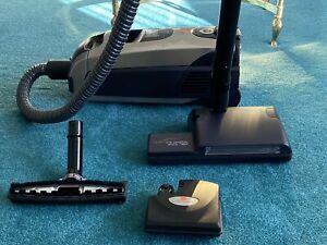 Aerus Electrolux Guardian Platinum vacuum cleaner with Power Nozzle.