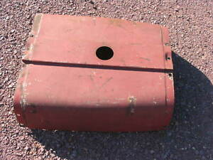International IH Farmall  Tractor Back Hood 706 756 806 856 1206 1256
