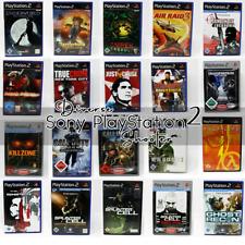Shooter Spiele Games für PS2 Sony PlayStation 2 | Gebraucht, Top Zustand