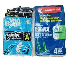 Vacuum Bags For Hoover Type A Open Package 5 Count