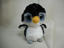 YOO HOO & FRIENDS BLUE eyed PLUSH PENGUIN DOLL collect and trade