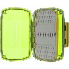 Umpqua HD Day Tripper Premium Water Resistant Fly Box Blue SeeThrough Heavy Duty