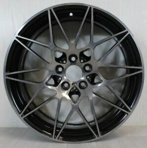 """Single 20"""" BMW M3 (F80) M4 (F82/F83) 666M REAR wheel P/N: 8090193 (1056)"""