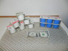 New listing New In Box 12 Rolls of Tape Scotch plastic Tape; By 3M. 6 white, 6 Blue