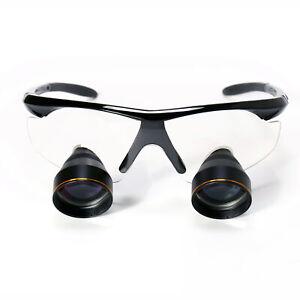 TTL Dental Loupes Binocular 2.5X Magnifying Glass Surgical Loupe