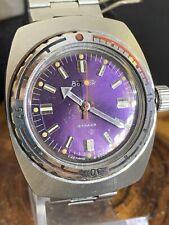 Watch USSR Vostok Wostok Amphibian SERVICED Mechanical Soviet Wristwatch #0769