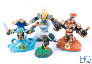 Skylanders Swap Force Figure Bundle - Plays on All Consoles
