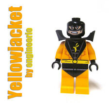 LEGO Custom - Yellowjacket - Marvel Super heroes mini figure spiderman ironman