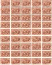 U. S. 30 CENT COLUMBIAN INDIA PAPER PROOF SHEET COPY