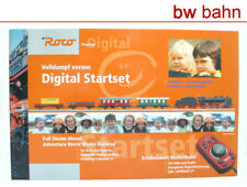 Roco H0 41230 Robustes Digital-Startset Dampflok BR 17 DB