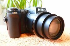 Nikon Coolpix 8700 l Fast Neu mit EXTRAS I T35x280mm l Digital Kamera 8MP 4k