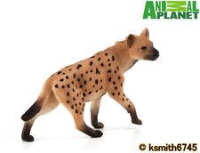 Mojo Animal Planet HYENA solid plastic toy wild zoo African predator NEW
