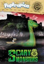 Poptopics: Scary Monsters #4 (Poptropica)